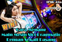 mesin slot pragmatic